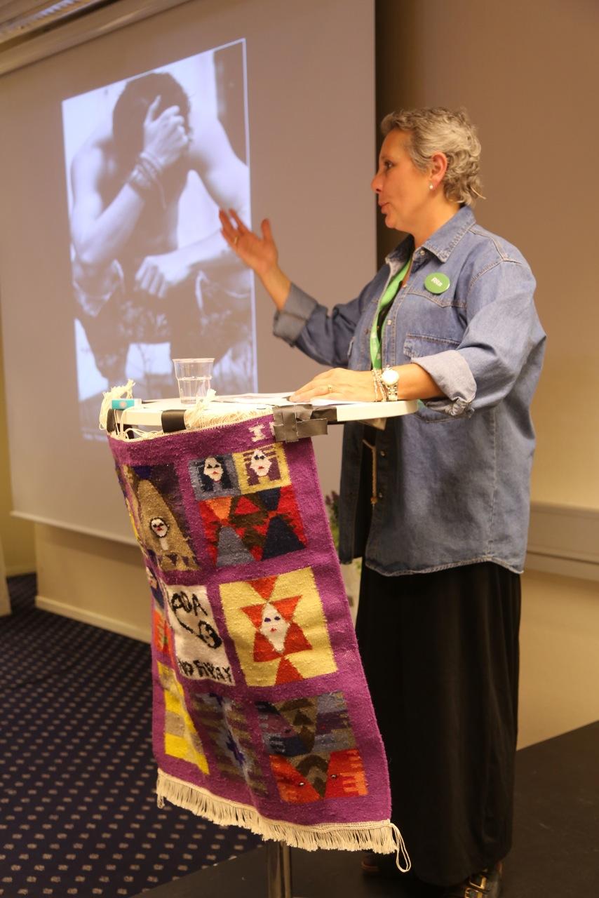Foto: Knut Vadseth Rita Nilsen